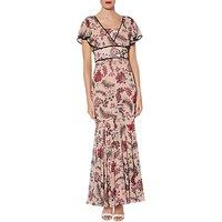 Gina Bacconi Faye Maxi Dress, Pink