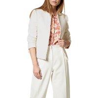 L.K.Bennett Hazel Tailored Jacket, Cream
