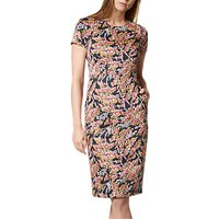 L.K.Bennett Gabriel Print Dress, Pri-Blue Animal