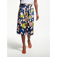 Boden Lola Skirt, Riviera Blue