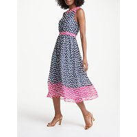 Boden Sylvie Brush Stroke Dress