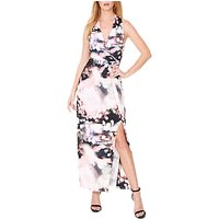 Damsel in a Dress City Lights Print Maxi Dress, Multi