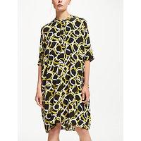 Kin by John Lewis Arii Chain Print Shirt Dress, Multi