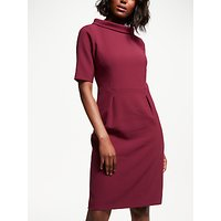 Bruce by Bruce Oldfield Picture Collar Dress, Red