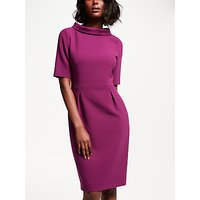Bruce by Bruce Oldfield Picture Collar Dress, Pink