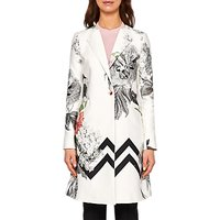 Ted Baker Arnot Palace Garden Coat, White