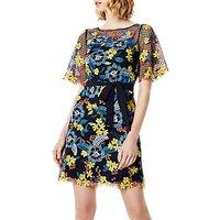 Karen Millen Ditsy Floral Dress, Multi