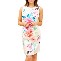 Fenn Wright Manson Petite Damask Dress, Multi