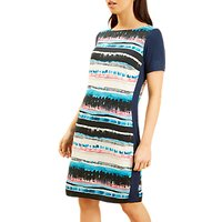 Fenn Wright Manson Petite Ignis Dress, Blue