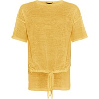 French Connection Vlore Jersey Top, Savona Sand