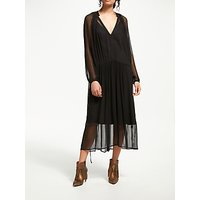 And/or Megan Midi Dress, Black