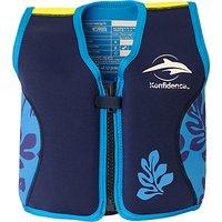 Konfidence Baby Swim Jacket, Navy