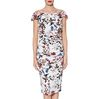 Gina Bacconi Annika Floral Dress, Multi