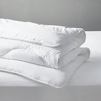 John Lewis and Partners Synthetic Soft Comfort 100% Recycled Duvet, 10.5 Tog