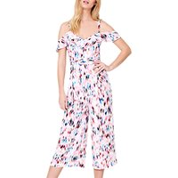 shop for Damsel in a Dress Indi Printed Jumpsuit, Multi at Shopo