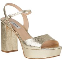 L.K.Bennett Henie High Block Heel Sandals
