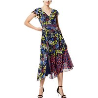 Karen Millen Sporty Floral Dress, Multi