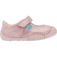 Start-rite Children's Cruise First Shoes, Pink Metallic