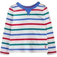 Little Joules Boys' Breton Stripe T-Shirt, Multi