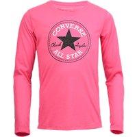 Converse Girls' Long Sleeve T-Shirt