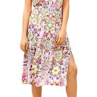 Fenn Wright Manson Renata Floral Print Skirt, Multi