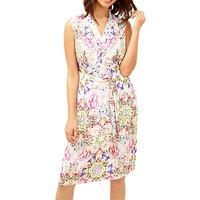 Fenn Wright Manson Renata Floral Print Dress, Multi