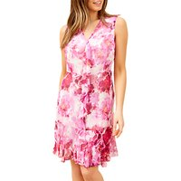Fenn Wright Manson Petite Colette Dress, Pink/White