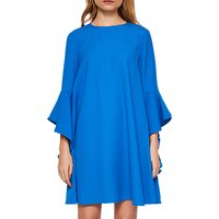 Ted Baker Ashleyy A-Line Waterfall Sleeve Dress