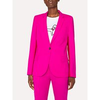 PS Paul Smith Colour Block Jacket, Fuchsia
