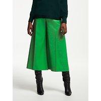 John Lewis & Partners Wide Leg Wool Culottes