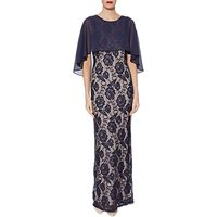 Gina Bacconi Amy Maxi Dress, Navy