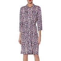 Gina Bacconi Ivy Shirt Dress, Pink