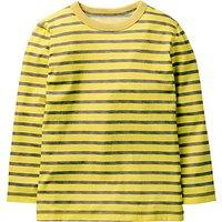 Mini Boden Boys' Super Soft T-Shirt, Yellow