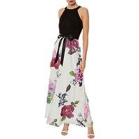 Gina Bacconi Kalista Floral Maxi Dress, Multi