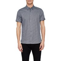 Ted Baker Gudvu Short Sleeve Printed Shirt
