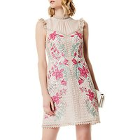 Karen Millen Wisteria Dress, Multi