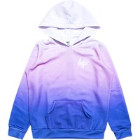 Hype Girls' Fade Hoodie, Purple