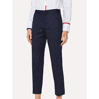 PS Paul Smith Fleck Slim Fit Trousers, Navy
