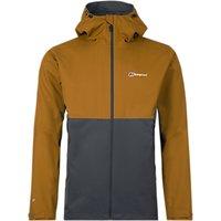 Berghaus Fellmaster Men's Jacket, Black/Brown