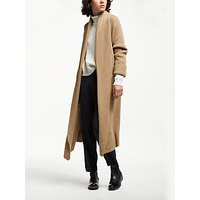 Weekend MaxMara Angizia Wool Coatigan, Camel