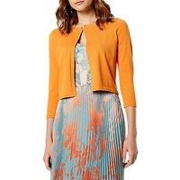 Karen Millen Fine Cardigan, Orange