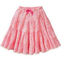 Mini Boden Girls' Twirly Skirt, Pink