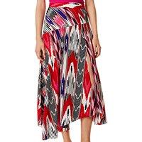 Karen Millen Sundrenched Skirt, Multi
