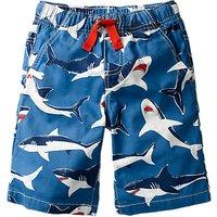 Mini Boden Boys' Board Shorts, Blue
