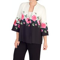 Chesca Rose Jacket, Multi