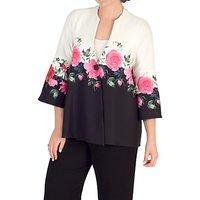 Chesca Rose Jacket, Multi