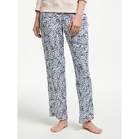 Calvin Klein Animal Print Pyjama Bottoms, Blue/multi