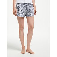 Calvin Klein Animal Print Shorts, Blue/multi