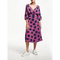 Numph Ababeline Dress, Purple