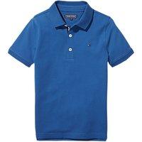 Tommy Hilfiger Boys' Slim Fit Polo Shirt, Blue